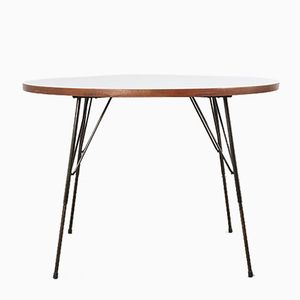 Mid-Century Dining Table by Rudolf Wolf for Elsrijk