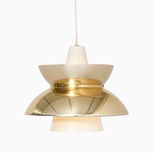 Søværnspendel Lampe von Jorn Utzon für Louis Poulsen, 1960er