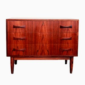 Danish Rio Rosewood Chest of Drawers