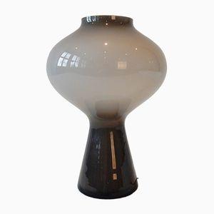 Große Fungo Tischlampe von Massimo Vignelli für Venini, 1950er