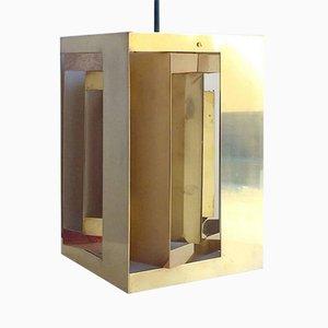 Brass Kassablanka Pendant by Simon Henningsen for Lyfa
