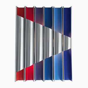 Limited Edition Pan Opticon Wall Sconce by Bent Karlby for Lyfa, 1960s