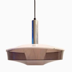 Mid-Century Ceiling Light by Yki Nummi for Stockmann Orno