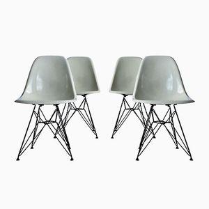 DSR Stühle von Charles Eames für Herman Miller, 1960, 4er Set
