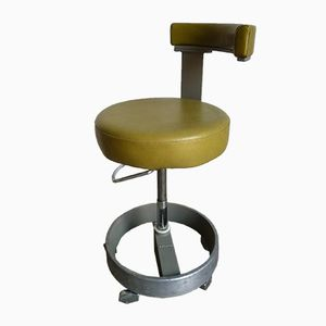 Vintage Industrial Medical Chair from Siemens, 1980s