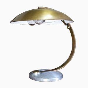 Vintage Desk Lamp by Hillebrand
