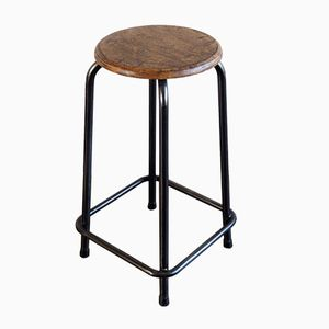 Workshop Swivel Stool, 1940s