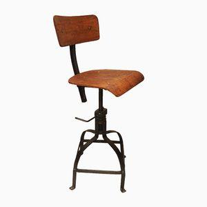 Chaise Industrielle de Bienaise, 1950