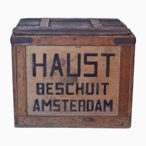 Placard Vintage de Haust