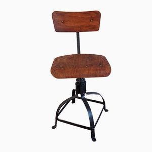 Chaise Atelier 204 de Bienaise, 1950