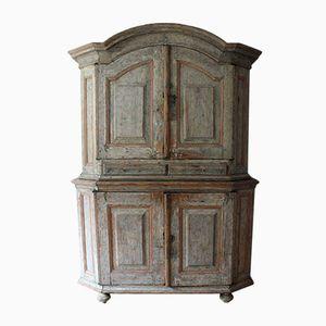 Swedish Baroque Cabinet, 1700s