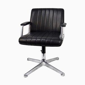 Italian Executive Office Chair by Osvaldo Borsani for Tecno, 1960s