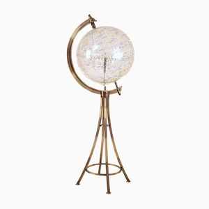 Celestial Globe on Brass Tripod from Robert Farquhar, 1970s