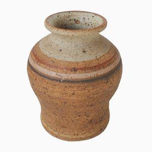 Steingut Vase von Bodil & Richard Manz, 1970er