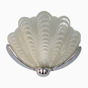 Art Deco Kristall Wandlampe