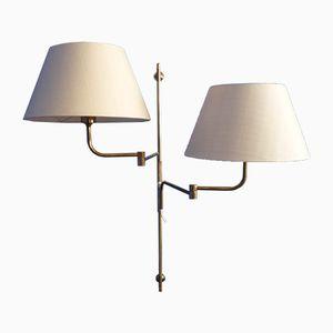 Schweizer Wandlampe von Swiss Lamps, 1960er