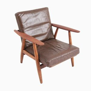Danish Cigar Chair by Hans J. Wegner for Getama