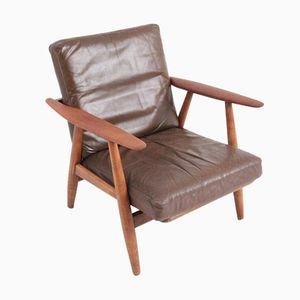 Danish Cigar Chair by Hans J. Wegner for Getama