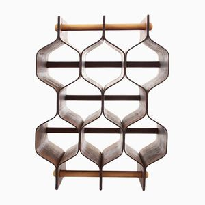 Mid-Century Rio Rosewood Wine Rack by Torsten Johansson for Ab Formträ
