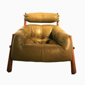 Brasilianischer Sessel von Parcival Lafer, 1950er