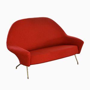 Modell 772 Sofa von Joseph André Motte für Steiner, 1958