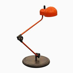 Orange Table Lamp by Joe Colombo
