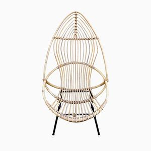 Wicker Chair, 1960s