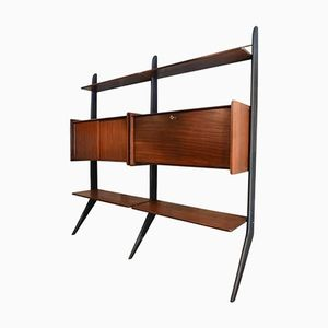 Library Wall Unit from Modulus, 1960s