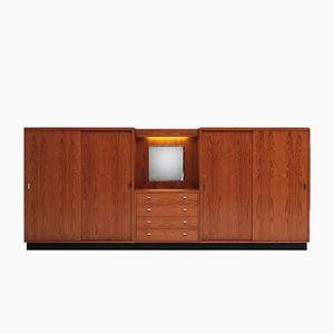 Grande Armoire avec Miroir par Alfred Hendrickx pour Belform, 1960s