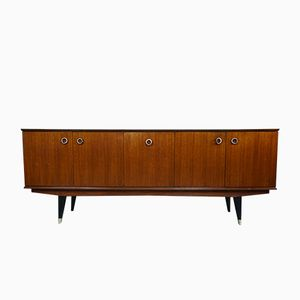Credenza with Compass Feet, 1960s