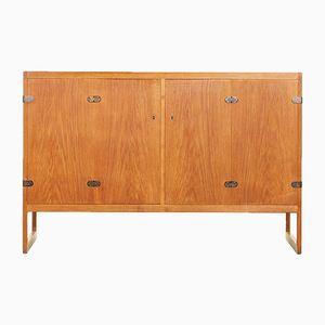 Vintage Sideboard von Borge Mogensen für P. Lauritsen & Son