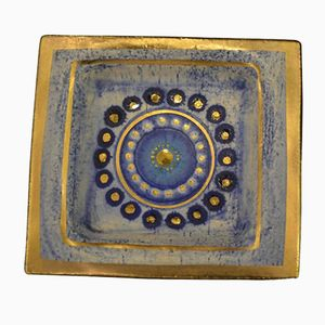 Ceramic Dish by Georges Pelletier, 1960