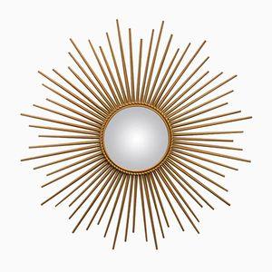Spiegel in Sonnen Optik von Chaty Vallauris, 1960er
