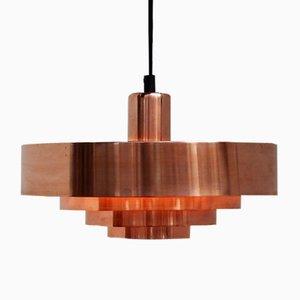 Roulet Pendant Hanging Lamp by Jo Hammerborg for Fog & Mørup, 1960s