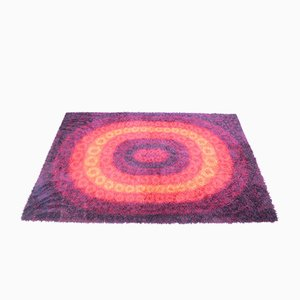 Multicolored Rug, 1970s