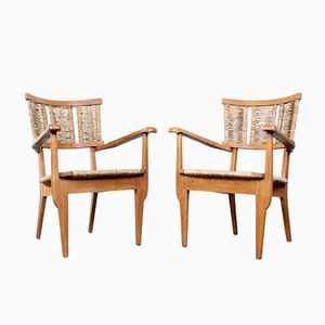 A3-1 Armchairs by Mart Stam, 1949, Set of 2