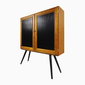 Tall Finnish Cabinet from Asko, 1970s