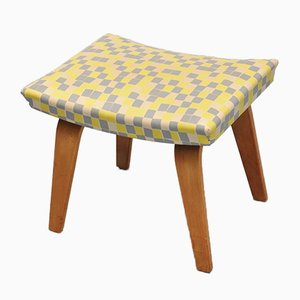 Mid-Century Stool by Cees Braakman for Pastoe