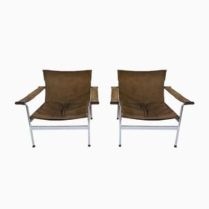 Model D99 Lounge Chairs by Hans Könecke, 1960s, Set of 2