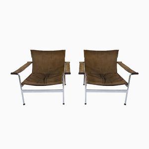 Modell D99 Armlehnstühle von Hans Könecke, 1960er, 2er Set