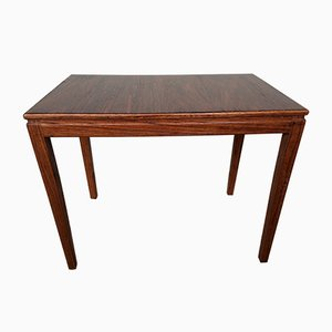 Mid-Century Rosewood Side Table from CFC Silkeborg