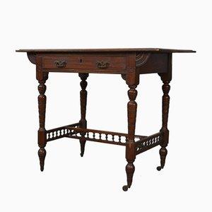 Victorian Walnut Side Table