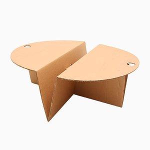 Coffee Table by Olivier Leblois for Quart de Poil, 1993