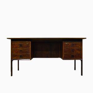 Palisander Schreibtisch von Arne Vodder für Sibast