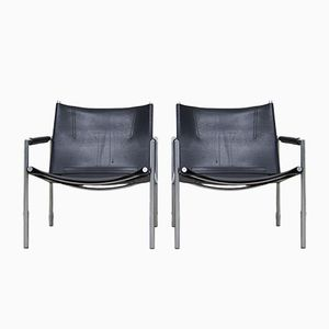 SZ01 Easy Chairs by Martin Visser for 't Spectrum