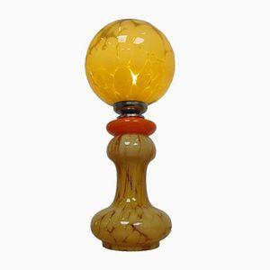 Italienische Murano Glas Stehlampe, 1960er