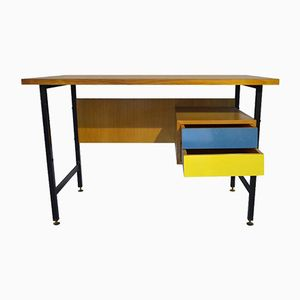 Italienischer Formica Schreibtisch, 1960er