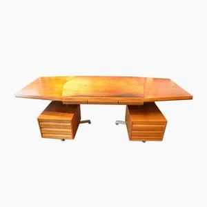 Italian Desk by Osvaldo Borsani for Tecno, 1960s