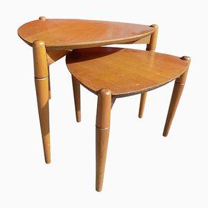 Italian Nesting Tables, 1960s