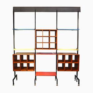 American Modernist Bookcase, 1960s